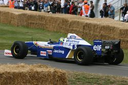 Williams Renault FW18