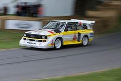 1985 Audi Sport Quattro S1 E2 - Hannu Mikkola