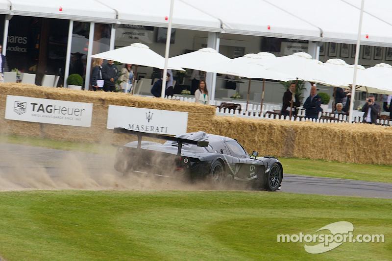 2014 Masserati MC12 CENT 100 - Michael Bartels