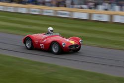 1955 Maserati A6GCS - Manuel Elicabe