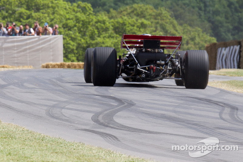 1968 Lotus-Cosworth 49B - Greg Thornton