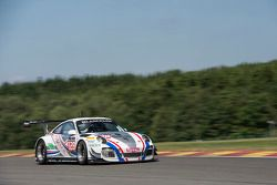 #128 Delahaye Racing Porsche 997 GT3 R: Pierre-Etienne Bordet, Alexandre Viron
