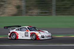 #188 Fach Auto Tech Porsche 997 GT3 R: Otto Khlos, Martin Ragginger, Philipp Frommenwiler, Swen Dole