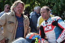 Charley Boorman and Michael Neeves