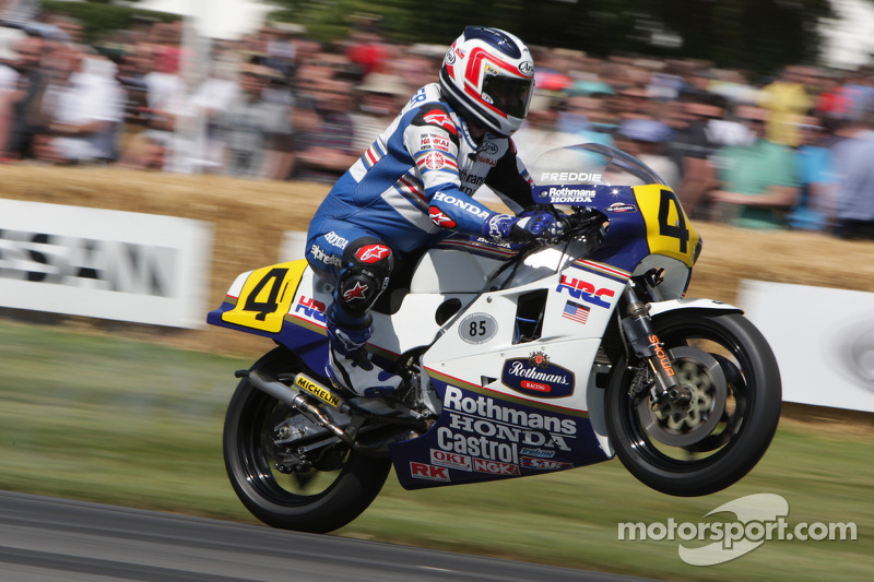 Honda NSR 500 - Freddie Spencer
