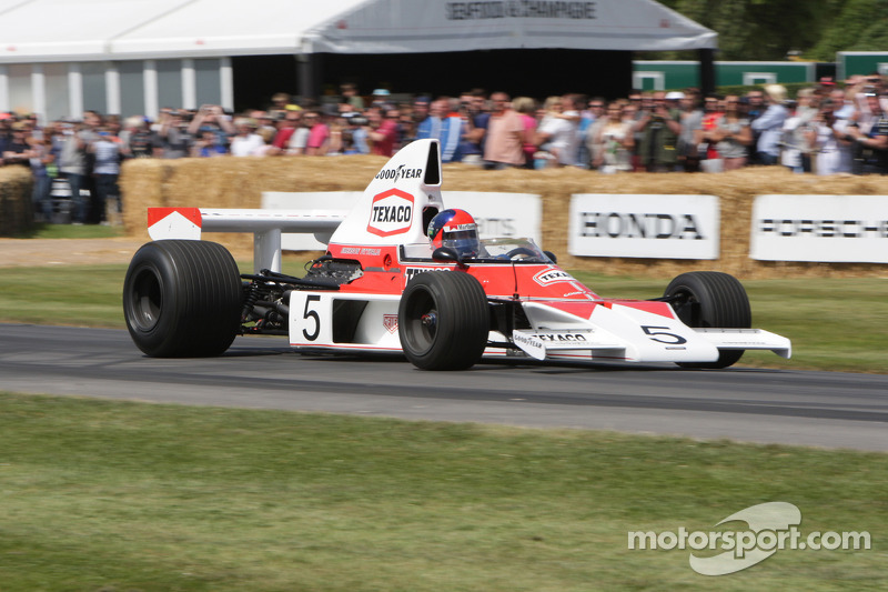 Эмерсон Фиттипальди, McLaren Cosworth M23