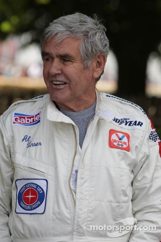 Indy: Al Unser e Al Unser Jr.