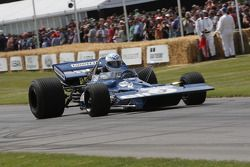 Tyrrell Cosworth 001