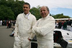 Karl Wendlinger e Klaus Ludwig