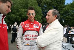 Andre Lotterer and Klaus Ludwig
