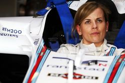 Susie Wolff, Williams FW36 Development Driver