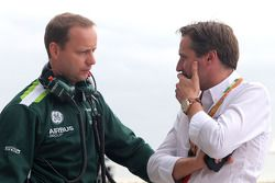 Christijan Albers, Caterham F1 Team, team manager