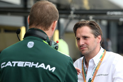 Christijan Albers, Caterham F1 Team, Teammanager