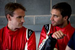 Antonio Garcia e Jérôme d'Ambrosio, China Racing