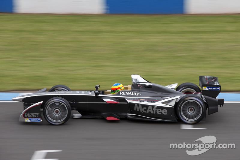 Mike Conway, Dragon Racing