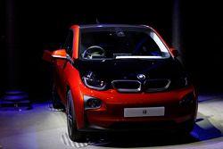 Vehículo eléctrico de BMW