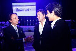 Emerson Fittipaldi, Alejandro Agag, CEO, Fórmula E, Lucas di Grassi