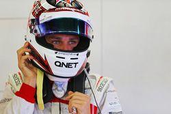 Max Chilton, Marussia F1 Takımı