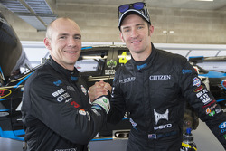 Lee Holdsworth e Will Davison