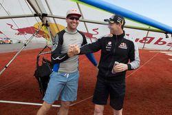Craig Lowndes et Jonny Durand
