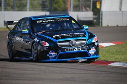 Lee Holdsworth, Erbus Racing Mercedes