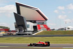 Max Chilton, Marussia F1 Takımı MR03
