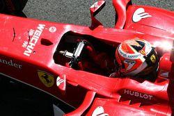 Kimi Räikkönen, Ferrari F14-T