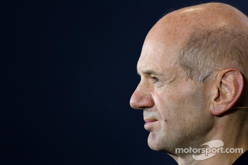 Adrian Newey, Technischer Direkror, Red Bull Racing
