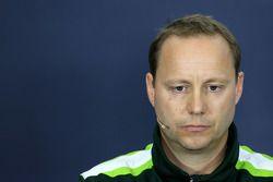 Gerry Hughes, Caterham F1 Team 04