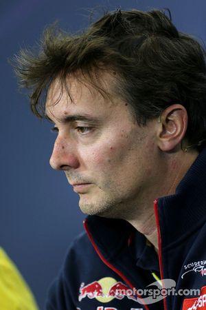 James Key, Directeur Technique de Toro Rosso