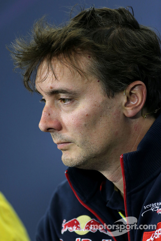 James Key, Technischer Direktor, Scuderia Toro Rosso