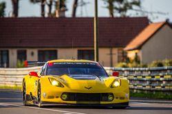 #74 Corvette Racing Chevrolet Corvette C7: Oliver Gavin, Tommy Milner, Richard Westbrook