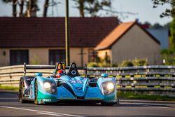 #43 Newblood By Morand Racing Morgan - Judd: Christian Klien, Gary Hirsch, Romain Brandela