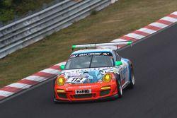 #112 Raceunion Teichmann Racing Porsche 911 GT3 Cup: Dominik Brinkmann, Felipe Laser, Markus Palttal