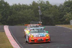 #112 Raceunion Teichmann Racing Porsche 911 GT3 Kupası: Dominik Brinkmann, Felipe Laser, Markus Palt