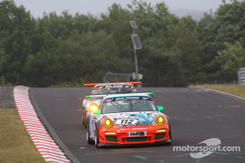 #112 Raceunion Teichmann Racing 保时捷 911 GT3 Cup:马库斯·帕尔塔拉