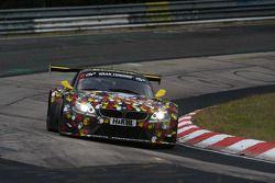 #36 Walkenhorst Motorsport BMW Z4 GT3: Ralf Oeverhaus, Stefan Aust, Peter Posavac