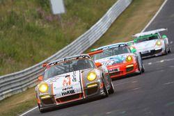 #101 GetSpeed Performance Porsche 911 GT3 997 Cup: Adam Osieka, Christopher Mies, Steve Jans