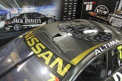 庆祝Jack Daniels Racing第300场比赛的特殊制服