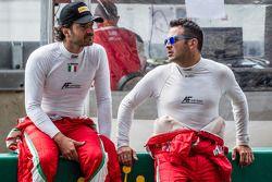 Mirko Venturi et Marco Cioci