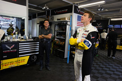 Ron Fellows and Tommy Milner