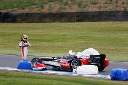 Karun Chandhok, Mahindra Racing in trouble