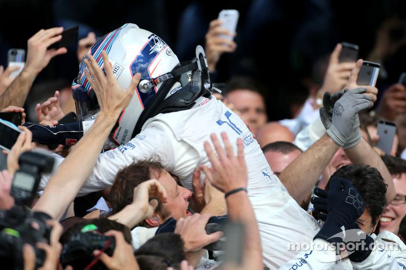 2. Valtteri Bottas, Williams