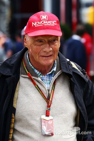 Niki Lauda, Mercedes-F1-Aufsichtsratsvorsitzender