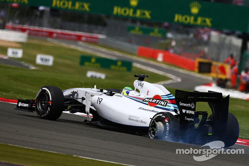 Felipe Massa - 260 Grands Prix (nog actief)