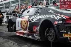 #1 Belgian Audi Club Team WRT Audi R8 LMS Ultra