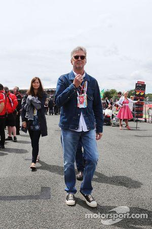 Startaufstellung: Eric Clapton, Rock-Legende