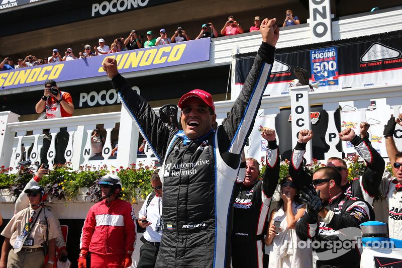 2014 Pocono - IndyCar