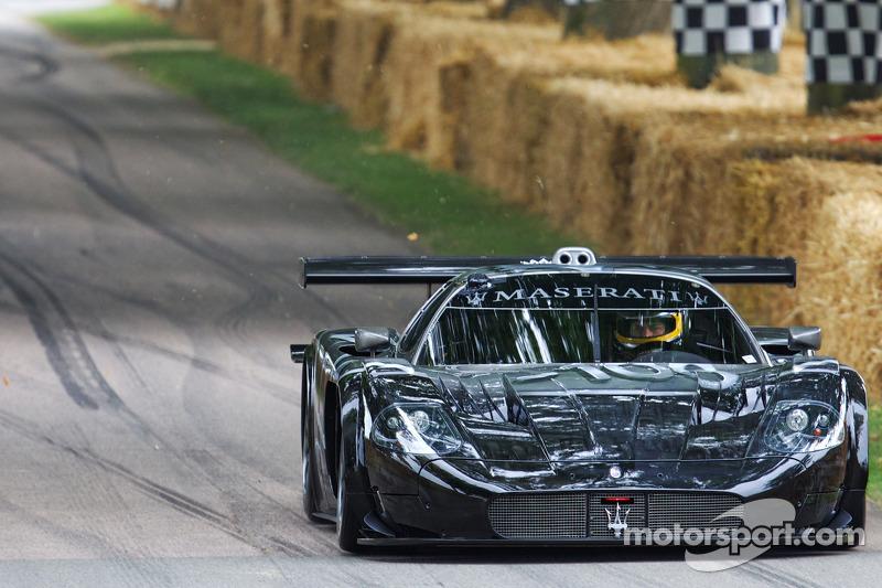 Maserati MC12 Cent 100 - Michael Bartels