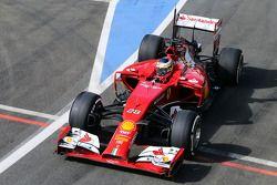 Pedro de la Rosa, Ferrari F14-T Geliştirme Pilotu